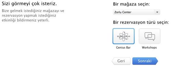 Sihirli elma apple store turkiye zorlu center 31
