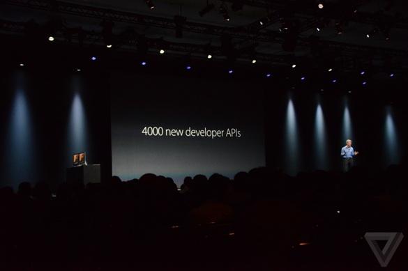 sihirli elma wwdc 2014 genis ozet 15 WWDC 2014te neler oldu? iOS 8, OS X Yosemite ve Appleın yeni dili: Swift