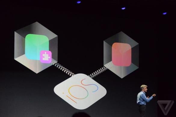 sihirli elma wwdc 2014 genis ozet 16 WWDC 2014te neler oldu? iOS 8, OS X Yosemite ve Appleın yeni dili: Swift