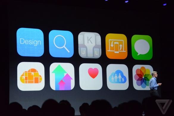 sihirli elma wwdc 2014 genis ozet 5a WWDC 2014te neler oldu? iOS 8, OS X Yosemite ve Appleın yeni dili: Swift