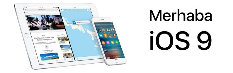 sihirli elma iphone ipad ios 9 hero iPhone ve iPad için iOS 9 Yayınlandı!