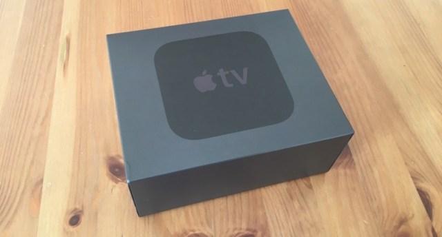 Sihirli elma yeni apple tv 4