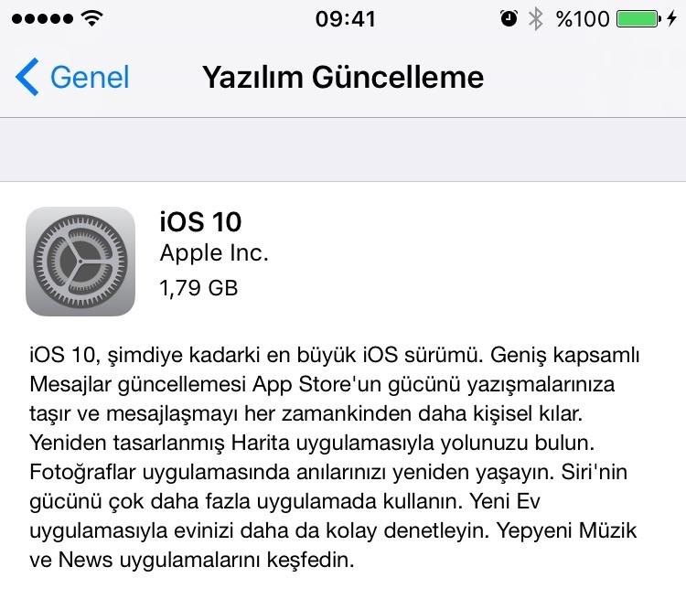 Iphone X yazılım güncelleme menüsü yok - Iphone X whatsapp takip etme