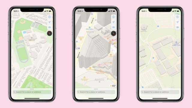 Apple Haritalar