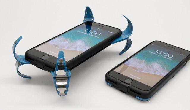 Hava Yastığından Esinlenerek Geliştirilen iPhone Kılıfı Görenleri Şaşırtıyor!