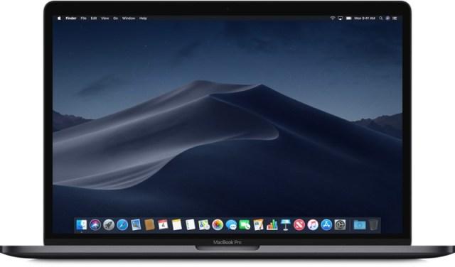 2018 MacBook Pro macOS Mojave