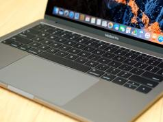 Apple Dizüstü MacBook Klavyeler