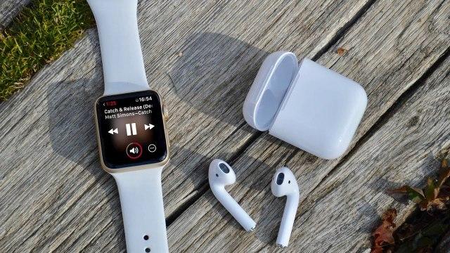 Apple Giyilebilir Ürünler