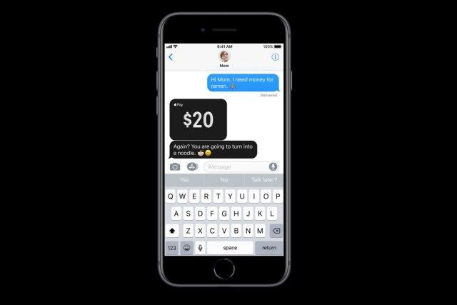 Apple Pay Cash Reklam