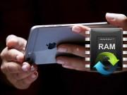 iPhone RAM Temizleme