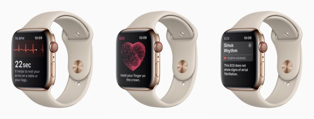 Apple Watch Series 4 EKG Özelliği
