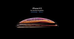 iPhone Xs, Xs Max ve XR Resmen Türkiye'de!