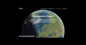 Apple Şeffaflık Raporunu Web Sitesinde Yayınladı