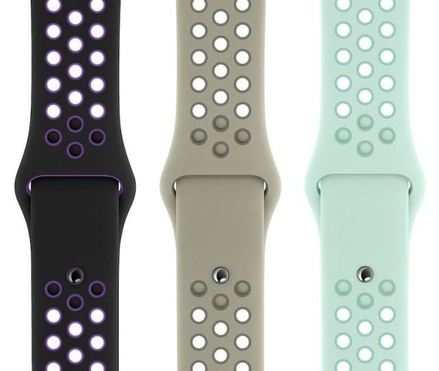 Apple Watch Nike SporKordon