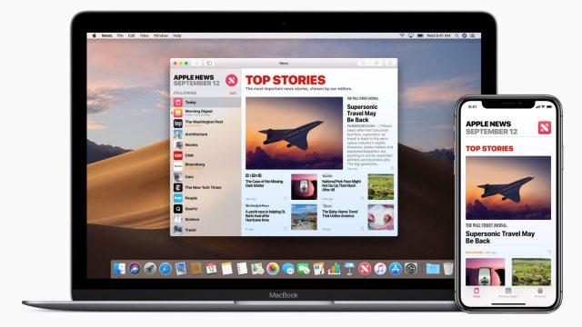 The Wall Street Journal Apple News
