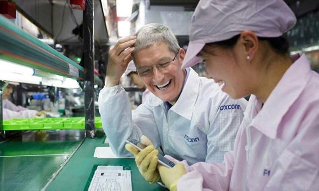 iPhone Fabrikası