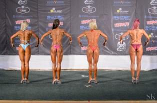 Naised bodyfitness