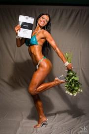 Bikiinifitness 172+ atleet Merike Kumari