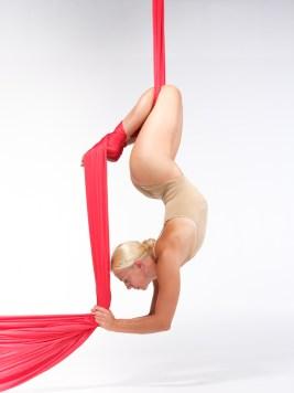 Endla Vaher - fitness-atleet ja akrobaat