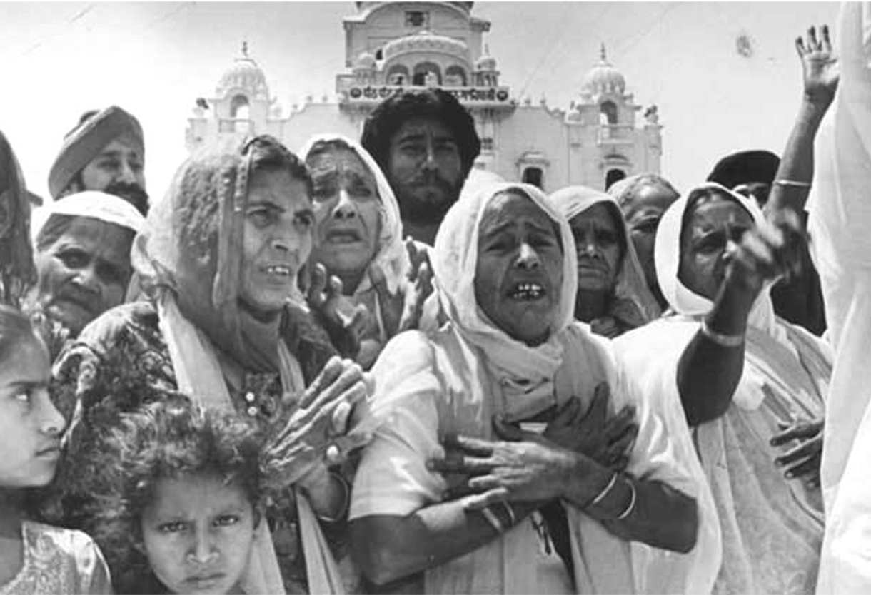 Image result for sikh 1984