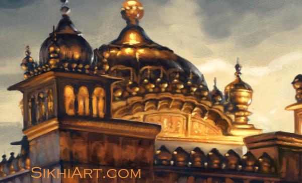 Golden Temple, Harmandir Sahib