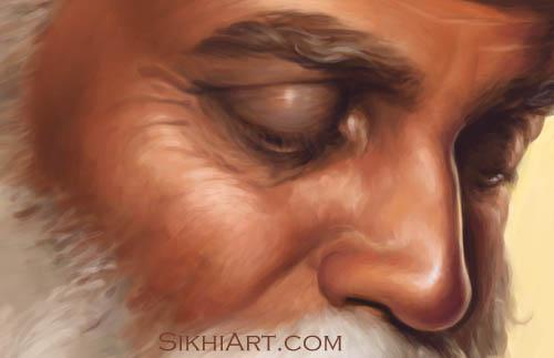 Guru Nanak Dev ji, First Guru of the Sikhs