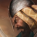 Baba Deep Singh Defends Harmandir Sahib