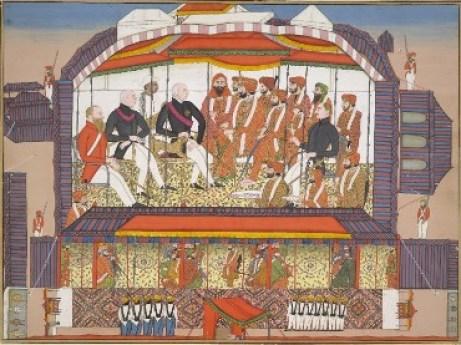 Treaty of Bhairowal