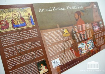 Visionary Sikh Art exhibition launches in Leicester
