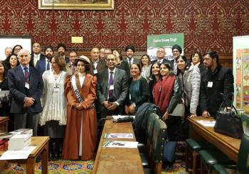 Sophia Duleep Singh event at Parliament