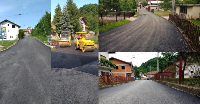 Mrkonjić Grad: Počela rekonstrukcija gradskih ulica