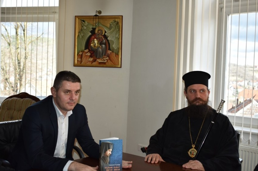 Vladika Sergije posjetio opštinu Mrkonjić Grad