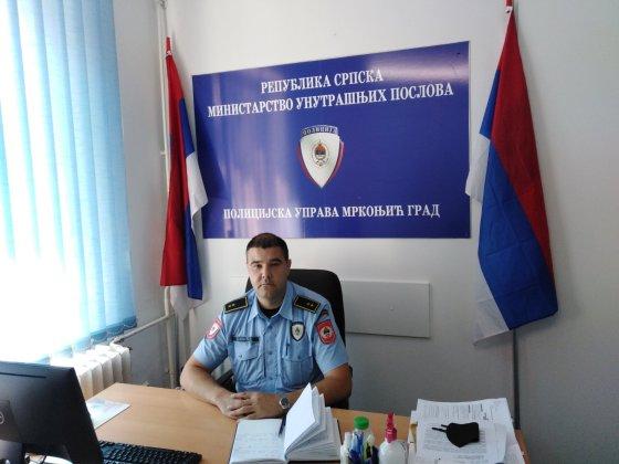 INTERVJU: Dragan Dakić, komandir Policijske stanice za bezbjednost saobraćaja Mrkonjić Grad