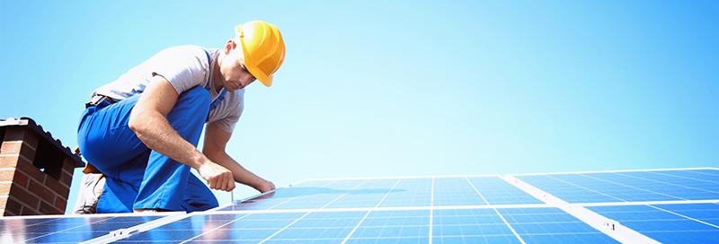 Solcelle - velg grønn elektriker fra Sikringen