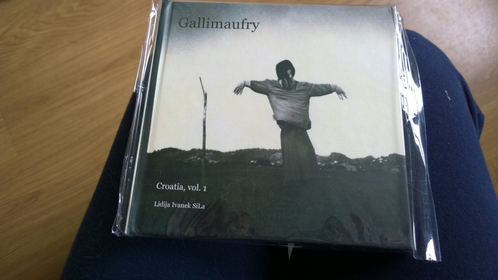 Gallimaufry - cover