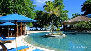 Siladen Resort & Spa Pool