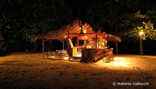 Siladen Resort & Spa Beach Bar