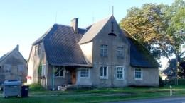 Buvęs muitinės pastatas dabar.