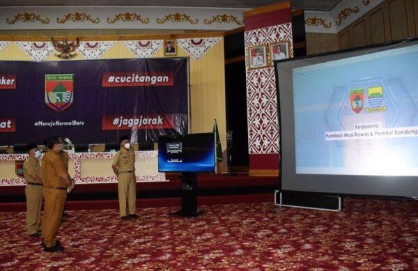 Bupati Launching Aplikasi Penilaian Kinerja PNS Berbasis Elektronik (e-RK)