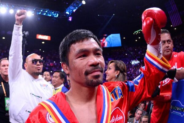 Petinju Manny Pacquiao Isyaratkan Pensiun, Setelah Dikalahkan Ugas