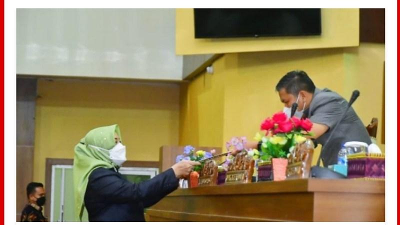 Paripurna DPRD, Bupati Mura Berharap Dua Raperda Disepakati
