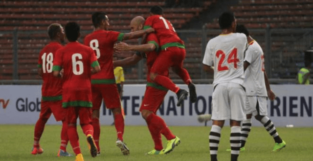 TV Streaming RCTI Online Live Timnas Indonesia vs Suriah di Mivo TV