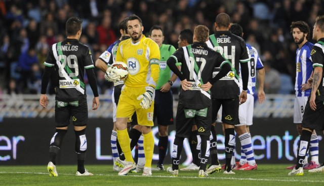Real Sociedad vs Cordoba 1
