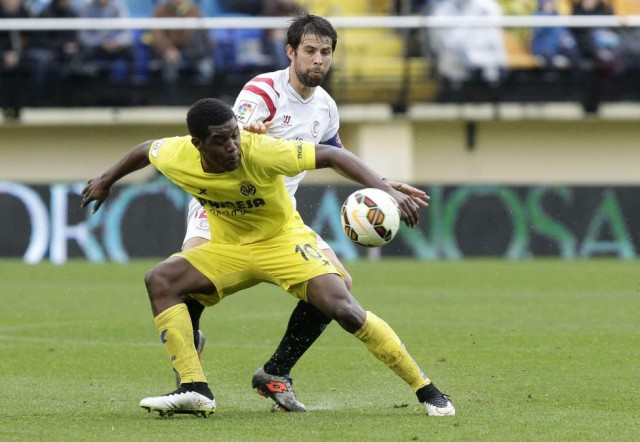 Villarreal vs Sevilla 3