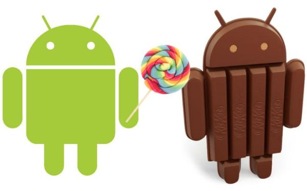 Android-Lollipop-KitKat