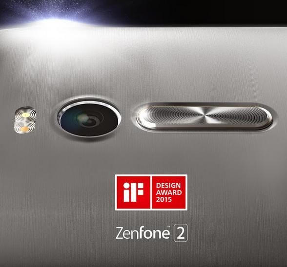 Asus Zenfone 2 IF Design Award
