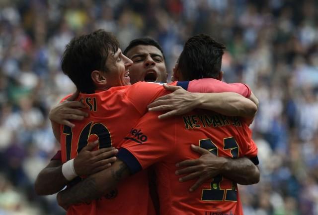 Barcelona vs Espanyol 4