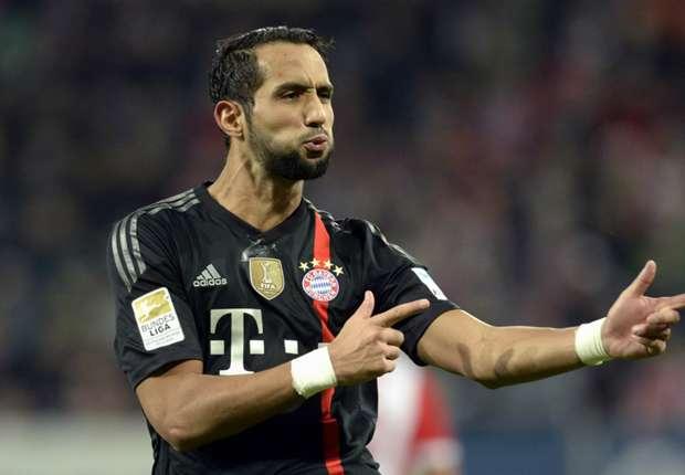 Bayern Munchen Kena Badai Cedera, Mehdi Benatia Absen Sebulan