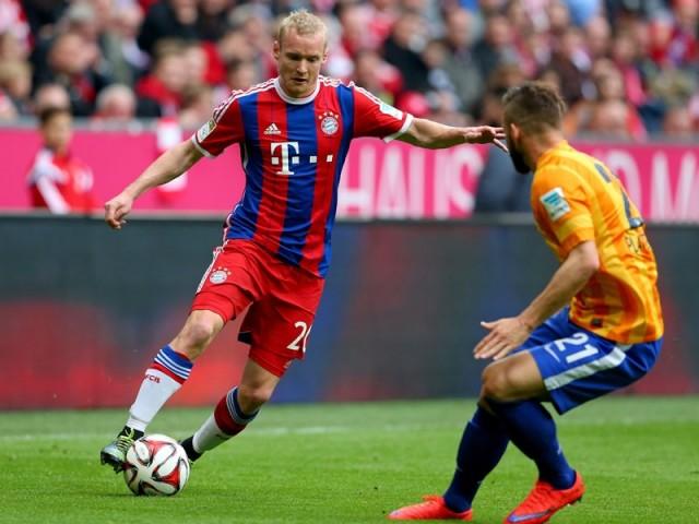 Bayern Munchen vs Hertha Berlin 2
