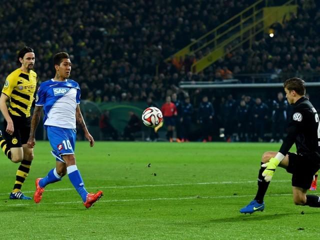 Borussia Dortmund vs Hoffenheim 1